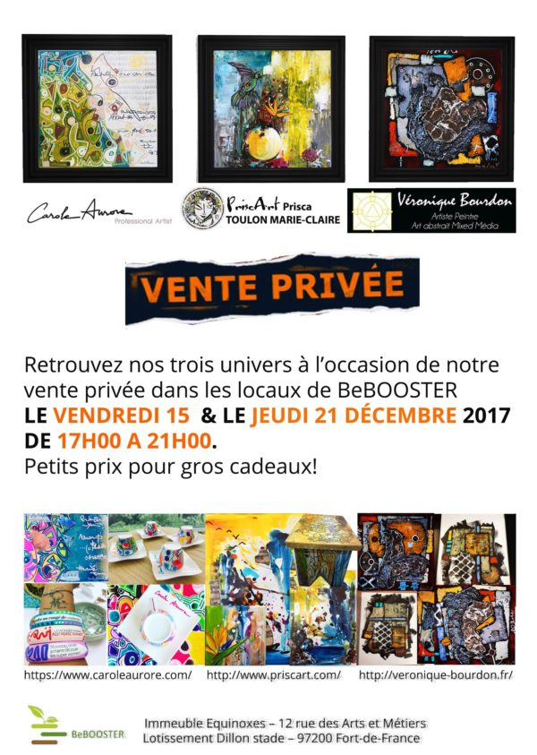 flyers VENTE PRIVEE 15&21-12-2017