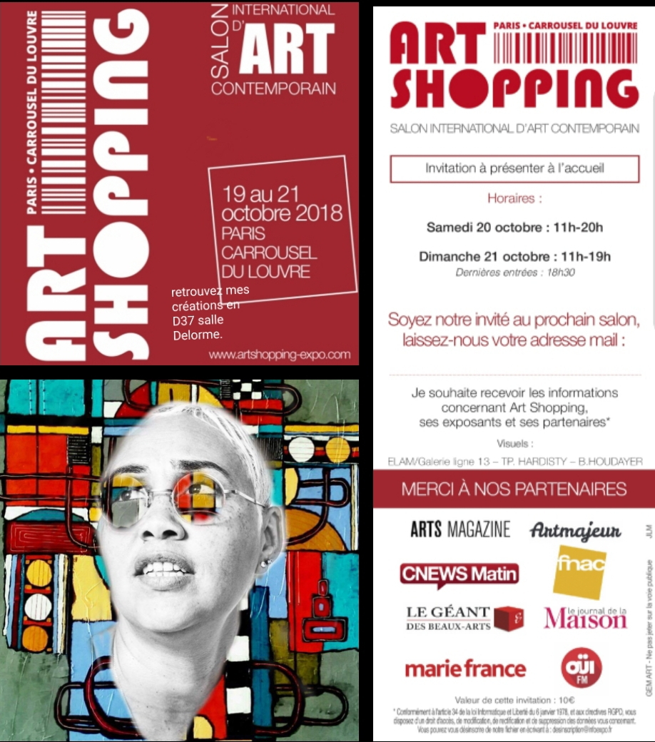 art shopping 10-2018